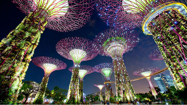 Image result for Đảo Sentosa - Garden By The Bay