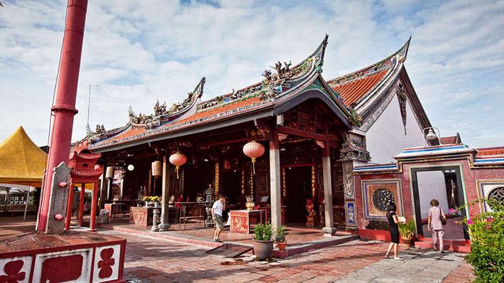 Melaka Cheng Hoon Temple